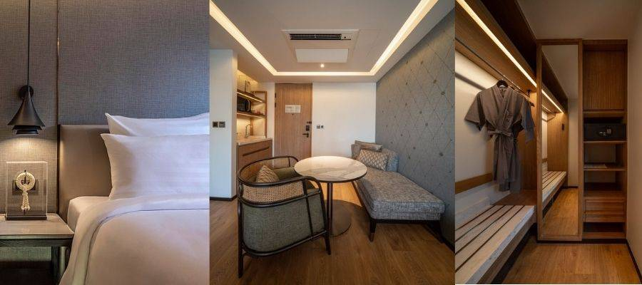 Apartment hotel promotions in Bangkok